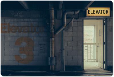 Verifica di ascensori, montacarichi e piattaforme di sollevamento