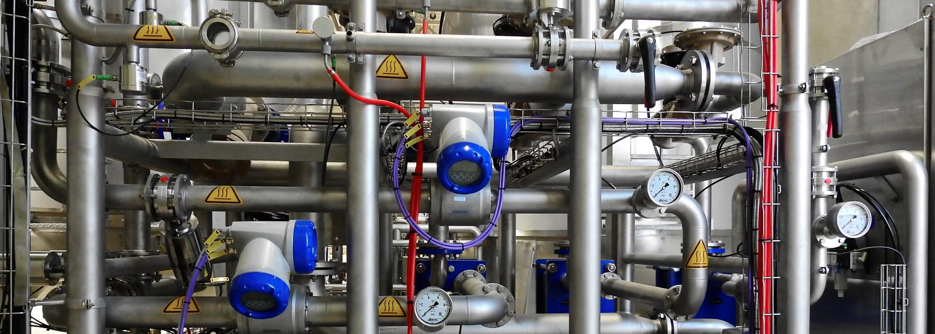 Verifiche di attrezzature di lavoro gruppo GVR gas, vapore, riscaldamento
