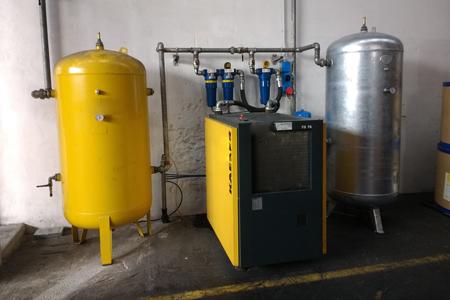gas vapore riscaldamento 1